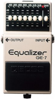 BOSS (ボス) イコライザー Equalizer GE-7 【送料無料】