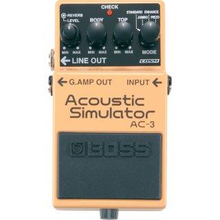 BOSS (ボス) アコースティックシミュレーター Acoustic Simulator AC-3【送料無料】