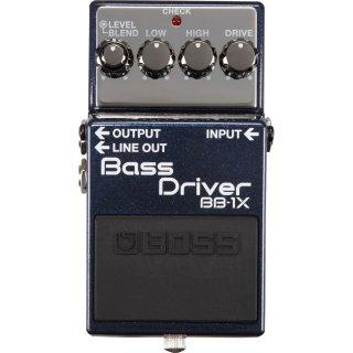 BOSS (ボス) ベースドライバー Driver BB-1X 【送料無料】