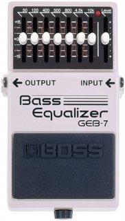 BOSS (ボス) ベースイコライザー Bass Equalizer GEB-7 【送料無料】