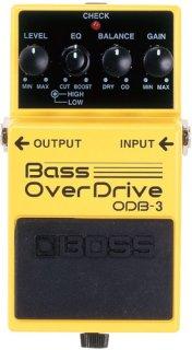 BOSS (ボス) ベースオーバードライブ Bass OverDrive ODB-3 【送料無料】