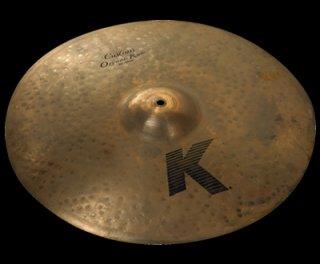 "Zildjian (ジルジャン) Kカスタム オーガニックライド 21インチ K Custom Organic Ride 21"""