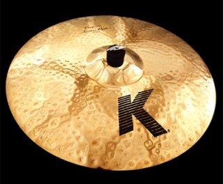 "Zildjian (ジルジャン) Kカスタム セッション ライド 20インチ K Custom Session Ride 20"""