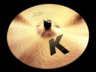 "Zildjian (ジルジャン) Kカスタム セッションクラッシュ 16インチ K Custom Session Crash 16"""