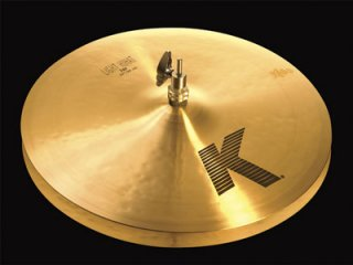 "Zildjian (ジルジャン) Kジルジャン ライトハイハット 14インチ トップのみ K Light Hi Hat 14"" Top"