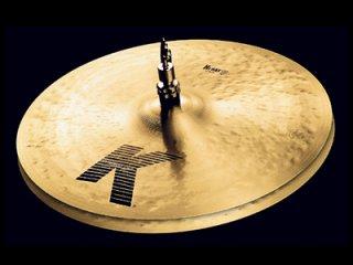 """Zildjian (ジルジャン) Kジルジャン ハイハット 14インチ ボトムのみ K Hi Hat 14"""" Bottom"""