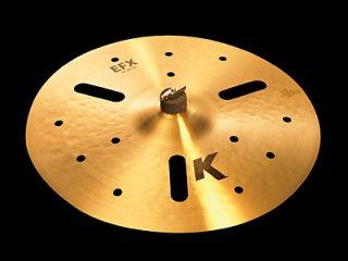 "Zildjian (ジルジャン) Kジルジャン EFX イーエフエックス 16インチ K EFX 16"""