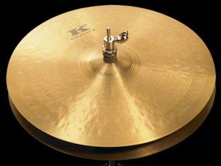 """Zildjian (ジルジャン) Kケロップ ハイハット 14インチ ボトムのみ KEROPE Hi Hat 14"""" Bottom"""