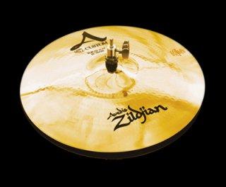 """Zildjian (ジルジャン) Aカスタム ハイハット 14インチ ボトムのみ A Custom Hi Hat 14"""" Bottom"""