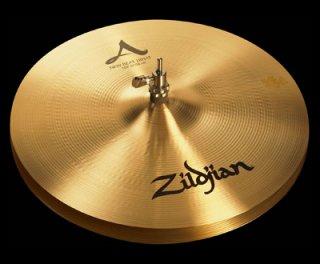 "Zildjian (ジルジャン) Aジルジャン ニュー ビート ハイハット 13インチ トップのみ A New Beat Hi Hat 13"" Top"