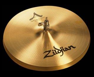 "Zildjian (ジルジャン) Aジルジャン クイックビート ハイハット 14インチ ボトムのみ A Quick Beat 14"" Bottom"