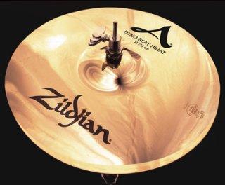 """Zildjian (ジルジャン) Aジルジャン ダイノビート ハイハット 13インチ 1枚のみ A Dyno Beat Hi Hat 13"""""""