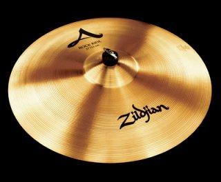 """Zildjian (ジルジャン) Aジルジャン ロック クラッシュ 18インチ A Rock Crash 18"""""""
