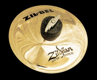 "Zildjian (ジルジャン) fx ジルベル 9.5インチ fx Zil-Bell 9.5"""