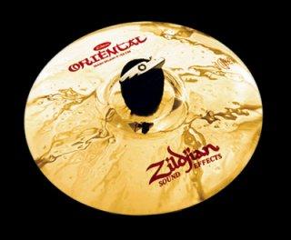 "Zildjian (ジルジャン) fx オリエンタル トラッシュスプラッシュ 9インチ fx Oriental Trash Splash 9""■■"
