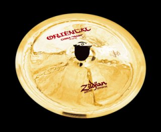 "Zildjian (ジルジャン) fx オリエンタル チャイナトラッシュ 20インチ fx Oriental China Trash 20"""