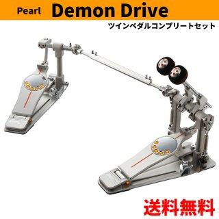 Pearl (パール) ツインペダル デーモンドライブ(ツインペダルコンプリートセット) P-3002D 【送料無料】