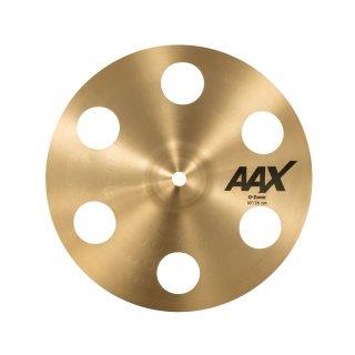 【シンバルケースプレゼント】<br>SABIAN (セイビアン) AAX O-ZONE SPLASH 10