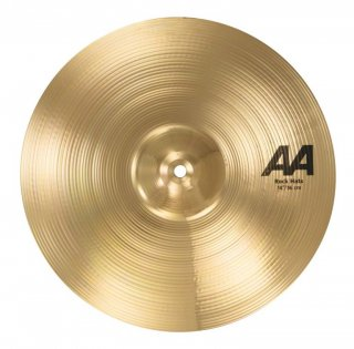 【シンバルケースプレゼント】<br>SABIAN (セイビアン) AA ROCK HATS 14