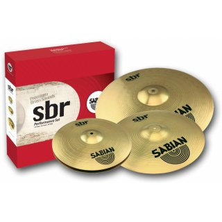 【シンバルケースプレゼント】<br>SABIAN (セイビアン) sbr Series PERFORMANCE SET