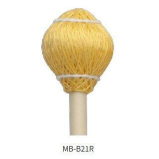 MIKE BALTER (マイク・バルター) プロヴァイブ・シリーズ:木綿巻 ラタン柄 キーボード・マレット<br>ハード MB-B21R (1ペア)