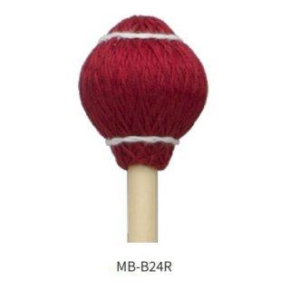 MIKE BALTER (マイク・バルター) プロヴァイブ・シリーズ:木綿巻 ラタン柄 キーボード・マレット<br>ミディアム・ソフト MB-B24R (1ペア)