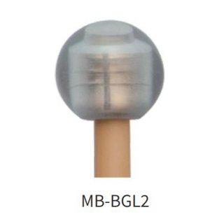 MIKE BALTER (マイク・バルター) メタルコア・グロッケン・シリーズ キーボード・マレット<br>ミディアム MB-BGL2 (1ペア)