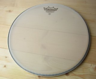 "Remo 16/"" Silentstroke Mesh Drum Head SN-0016-00"