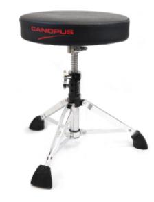 CANOPUS (カノウプス) ハイブリッド ドラムスローン CDT-1HY 【送料無料】