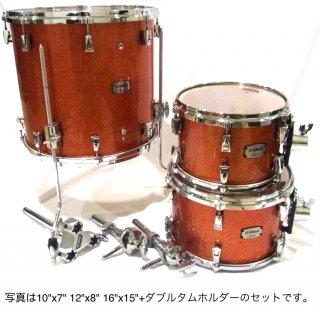 YAMAHA (ヤマハ) アブソルート ハイブリッドメイプル タムパッケージ  TT10