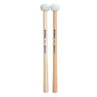 YAMAHA (ヤマハ) マーチングバスドラムマレット MBM-501W  <br>ヒッコリーシャフト