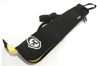 Protection Racket (プロテクションラケット) 3ペアスティックバッグ ブラック/イエロー