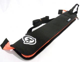 Protection Racket (プロテクションラケット) 3ペアスティックバッグ ブラック/レッド
