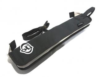 Protection Racket (プロテクションラケット) 3ペアスティックバッグ グレイ