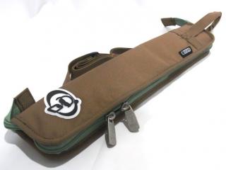 Protection Racket (プロテクションラケット) 3ペアスティックバッグ ブラウン