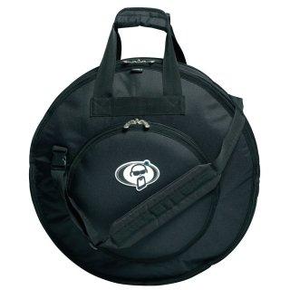 Protection Racket (プロテクションラケット) シンバルバッグ ショルダーストラップ ブラック 22インチ