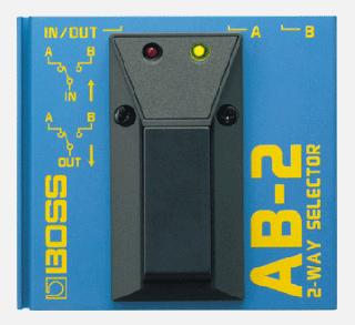 BOSS (ボス) フットスイッチ 2-way Selector AB-2