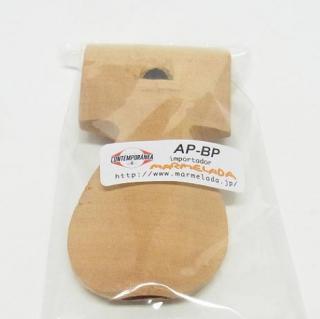 CONTEMPORANEA(コンテンポラネア)木製サンバホイッスル アピート CO-APBP