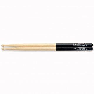TAMA (タマ) ドラムスティック ヒッコリー Power Grip 14.0mm x 406mm H214B-PG (1ペア) 【定形外郵便】【送料無料】