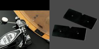 TAMA (タマ) ウッドフーププロテクター (2枚)  WHP2<br>【追跡可能メール便 送料無料】