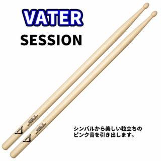VATER  (ベーター) ヒッコリースティック Session 14.5mm x 406mm  (1ペア) VHSEW