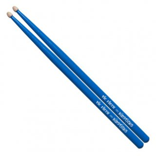 VIC FIRTH  (ヴィックファース) キッズスティック ヒッコリー ブルー 13.2×330mm VIC-KIDS (1ペア) 【定形外郵便】【送料無料】