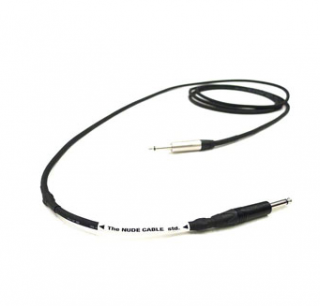 The NUDE CABLE(ヌードケーブル) スタンダードモデル std. 3m S-S ケーブル