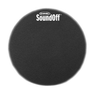 EVANS(エバンス) SoundOff シリーズ ドラム消音パッド 14インチ タム用 SO-14