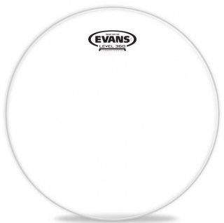 EVANS(エバンス) ヘイジー300 14インチ スネアサイド用ドラムヘッド S14H30