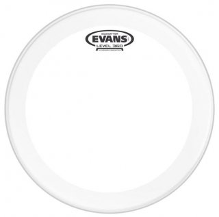 EVANS(エバンス) EQ2 クリア 22インチ バスドラム打面用ヘッド BD22GB3