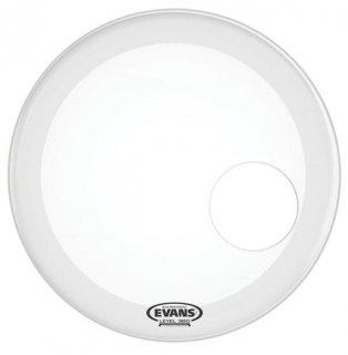 EVANS(エバンス) EQ3 レゾナント スムース ホワイト 22インチ バスドラムフロントヘッド BD22RSW