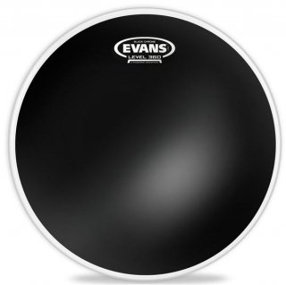 EVANS(エバンス) ブラッククローム 12インチ タム打面用ヘッド TT12CHR