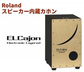 Roland (ローランド) エレクトロニック・サウンドを内蔵した革新的なハイブリッド・カホン Electronic Layered Cajon EC-10