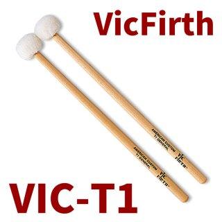 VIC FIRTH  (ヴィックファース) アメリカンカスタム・ティンパニマレット GENERAL VIC-T1 (1ペア)